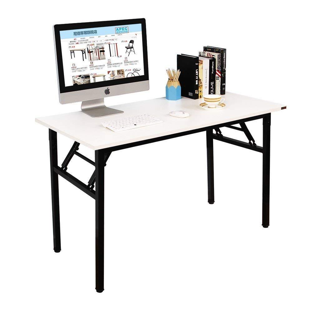 MESA BANQUET TABLE EN BLANCO ANCHO 120 FONDO 45 ALTO 76